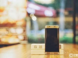 三星Galaxy S6 edge+真機圖賞 猶如璀璨星空之美