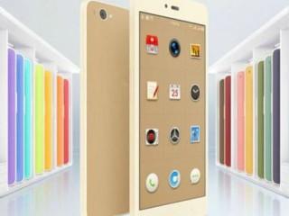 坚果手机全网通版1月19日正式开卖 售价799元起