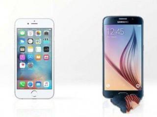 三星s6和苹果6s哪个更好? iPhone6s与三星galaxys6区别对比评测