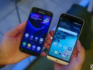 三星S7和LGG5哪个好 三星S7和LGG5上手使用视频区别评测