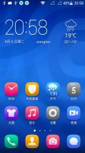 华为荣耀3C畅玩联通版 B051官方精简ROOT版