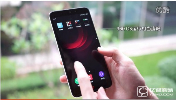 360手机n4快速上手视频 一分钟看懂