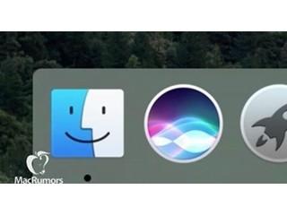 苹果新一代Mac OS曝光:加入Siri功能应用